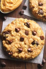 clean eating chocolate chip peanut er oatmeal cookies these skinny cookies don