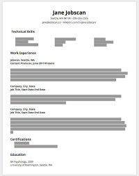 Resume Sections: What You Need And Where You Need Them