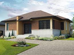 modern home plan photo 027h 0239