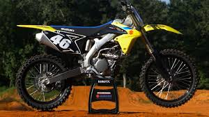 2018 suzuki 450 review. exellent 2018 first ride 2018 suzuki rmz250  motocross action magazine for suzuki 450 review