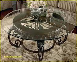 wrought iron glass coffee table perfect fancy round and end sets set wood luxury dining black