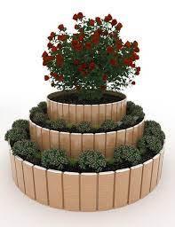 china plant pots flower box wooden pots