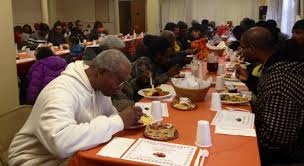 Soup Kitchen Meal Soup Kitchens Didnt Get Enough Food Donations To Offer