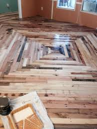 easy to build wood pallet flooring at no cost art and design ideas diy