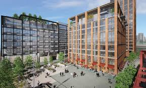 dublin office space. Superb Living Spaces Complement The Contemporary Office Buildings To Ensure Capital Dock Has Everything A Global Business Dublin Space