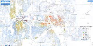 here's a map of every minneapolisst paul resident