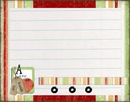 Ppt Background School Abc Notepaper Back To School Backgrounds For Powerpoint