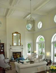how to decorate a living room with high ceilings high ceiling rooms and decorating ideas for how to decorate a living room with high ceilings