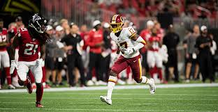 Washington Redskins Qb Depth Chart Wide Receiver Terry Mclaurin Brings Determination And