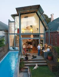Small Space Swimming Lap Pools Apartment Therapy