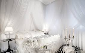 Wedding Bedroom Decorations First Night Bed Decoration