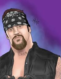This page is a fan art tribute to the undertaker, one of the greatest wrestlers in history. The Undertaker American Badass Fan Art By Abhi004 On Deviantart
