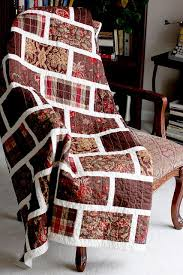 Best 25+ Mens quilts ideas on Pinterest | Man quilt, Quilts for ... & Front of Colorbrick Quilt by SVetne, via Flickr How to: http:// Adamdwight.com