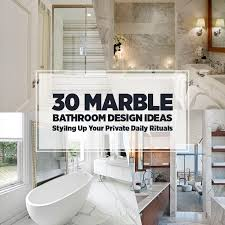 collect this idea marble bathroom design ideas new