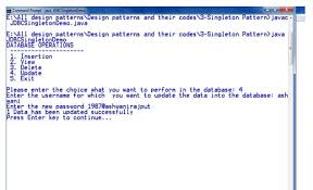 Singleton Design Pattern In Java Adorable Singleton Design Patterns Javatpoint