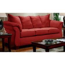 affordable furniture sensations red brick sofa. sensations red brick sofa affordable furniture