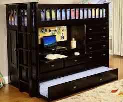 bunk bed sofa desk
