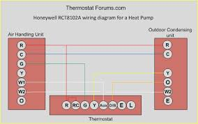 wiring diagram emerson digital thermostat the wiring diagram honeywell rct8102a programmable thermostat wiring diagram