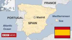 Map of madrid area, showing travelers where the best hotels and attractions are located. Spain Country Profile Bbc News