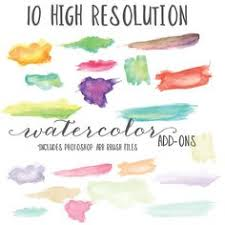 free watercolor brushes illustrator 650 free watercolor photoshop brushes photoshop brushes design