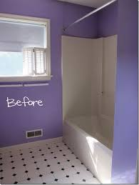 Bathroom Crown Molding Best Bathroom Makeover How To Add Decorative Molding To A Bathtub In