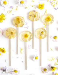 honey lemon fl lollipops