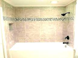cost of a tile shower replace tile in shower new bathtub designs cost to install new