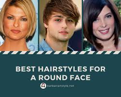 best hairstyles for round faces in 2021