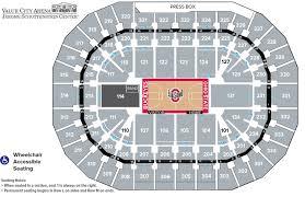 Usafa Stadium Seating Chart Ohio State Stadium Seating Chart View The Ohio State Stadium