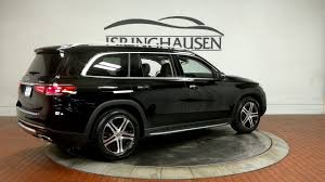 Enter your zip to see local incentives and rebates. 2020 Mercedes Benz Gls 450 4matic In Black 133460 Youtube
