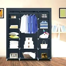 clothes storage closet hanging throughout alternatives for ideas 16