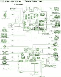 toyota starlet 1998 fuse box diagram toyota wiring diagrams