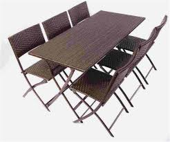 22 wicker folding chairs simple whole picnic table