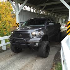 2011 Toyota Tundra TRD Warrior 12 inch Bulletproof lift for sale