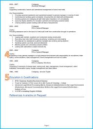 Resume English Template Teacher Sample Pdf Cv Doc Modern Word Letter