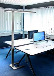 best office lighting. Indirect/Direct Task Lighting From A Floor-mounted Fixture. Good Choice For Best Office I