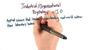 industrial psychology job spotlight industrial and organizational psychologist the
