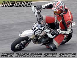 supermoto and mini motard racing