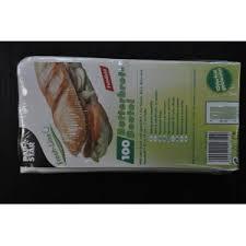 <b>Пакеты</b> д/<b>бутерброда</b> 10+3х21 см пергам.