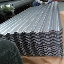 gi sheets galvanized corrugated steel metal roofing sheets z60 factory