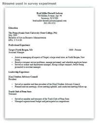 How To Make A College Resume Cool How To Write A Resume For College Students From Make A College