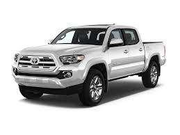 New 2018 Toyota Tacoma TRD Sport Double Cab 5' Bed V6 4x2 AT ...