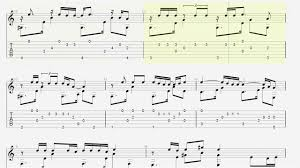Download and print hotel california sheet music for voice, piano or guitar by don henley. Hotel California Fingerstyle Guitar Tab Youtube