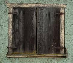 Old Window Old Window And Shutters St Helena Photoluminary