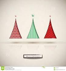 Creative Christmas Cards Creative Design Christmas Tree Stock Photography Image 6977292