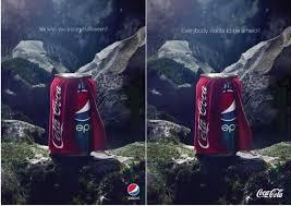 pepsi vs coke halloween ad
