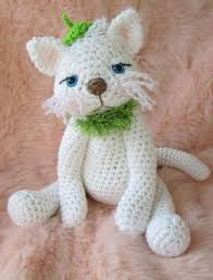 Free Crochet Cat Patterns Delectable DSC48 Crochet Cats Crochet And Cat
