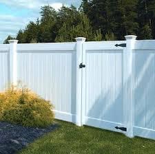 white fence. White Fence Panel Panels Regular I .