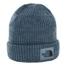 <b>Шапка The North Face</b> Salty Dog Beanie темно-голубая One Size ...