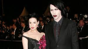 Dita Von Teese addresses abuse allegations against ex-husband Marilyn Manson  - Radio X